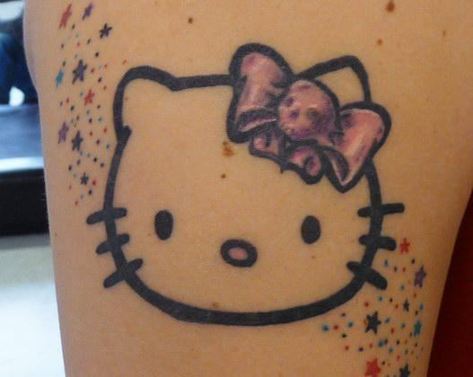 Smartfren Store Kos Kosan Tempat Sindikat Gadis Bertato Hello Kitty