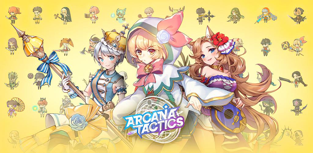 Arcana Tactics