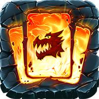 Shadow Deck Magic Heroes Card CCG icon