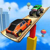 3D Car Balance icon
