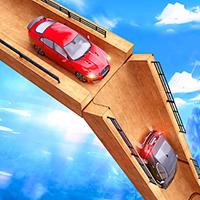 Mega Ramp Stunts Car Racer Track icon