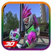Rider Fighters Ex-Aid Henshin Wars Legend 3D icon