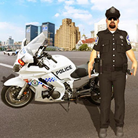 Bike Police Chase icon