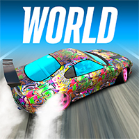 Drift Max World - Drift Racing Game icon