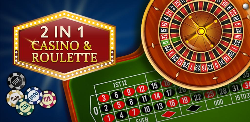 2in1 Casino & Roulette