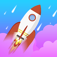 Rocket Master: Flying High!! icon