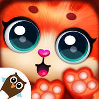 Little Kitty Town - Collect Cats & Create Stories icon