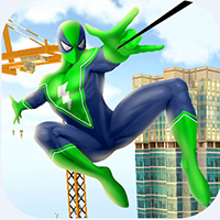 Amazing Spider Rope Fighter: Super Crime City Hero icon