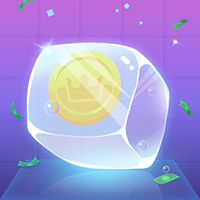 Lucky Ice Cube - Win Rewards Every Day icon