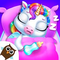 My Baby Unicorn - Virtual Pony Pet Care & Dress Up icon