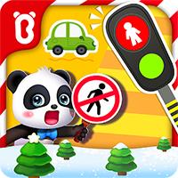 Baby Panda's Care: Safety & Habits icon
