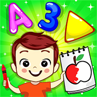 Kids Preschool Learning Games - 40 Toddler games icon