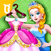 Little Panda: Princess Dress Up icon