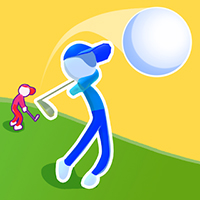 Golf Race - Play for free among the best golfers icon