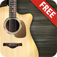 Real Guitar - Free Chords, Tabs & Music Tiles Game icon