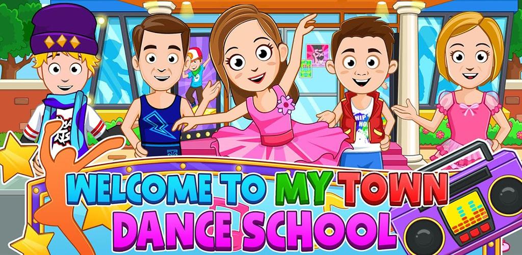 My Town : Dance School FREE