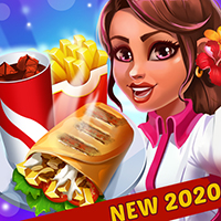 Cooking Games for Girls - Craze Food Kitchen Fever icon