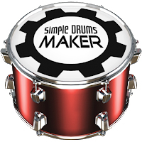 Simple Drums Maker - Make your own Drum Set icon