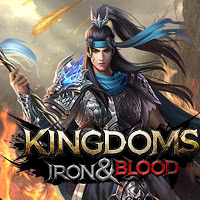 Kingdoms: Iron & Blood - Real Time MMO Strategy icon