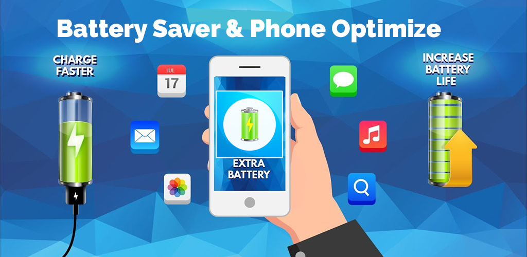 Battery Saver & Phone Optimize
