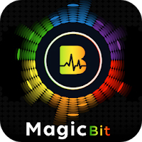 Magic Bit : Particle.ly - Video Status Maker icon