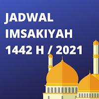 Jadwal Imsakiyah 2021 1442 H icon