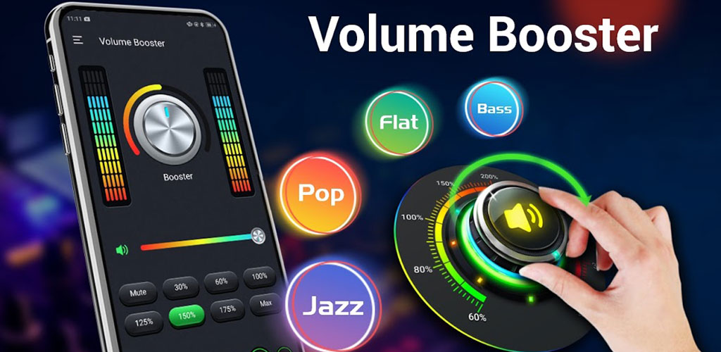 Super Volume Booster - Speaker & Sound Booster