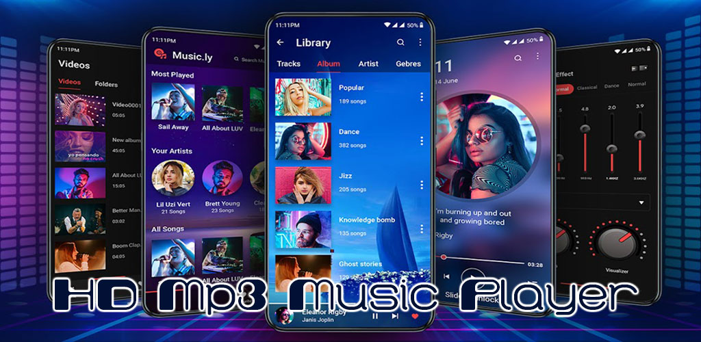 Play Music - Music Player, MP3 Player, Audio Player