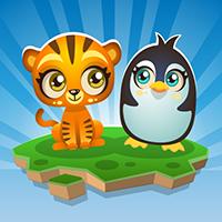 Idle Zoo Park icon