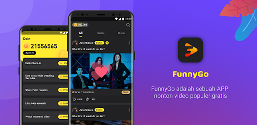 FunnyGo - Free videos & KPOP & TV Series & Funny