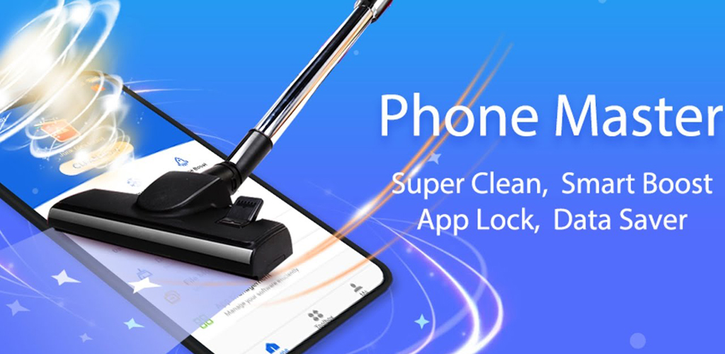 Phone Master - Files clean,Security,Booster,APPLock