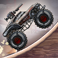 Zombie Monster Truck icon