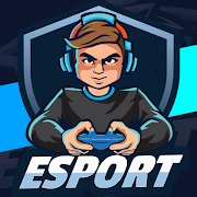 Esport Logo Maker - Create Free Gaming Logo MascotZipoApps icon