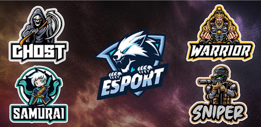 Esport Logo Maker - Create Free Gaming Logo MascotZipoApps
