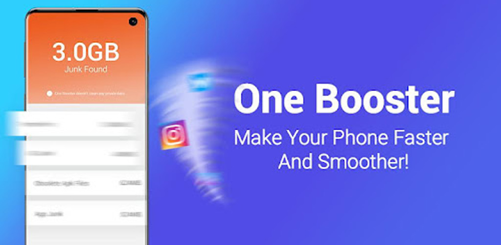 One Booster - Antivirus, Booster, Phone Cleaner