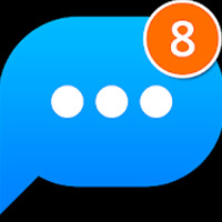 Messenger SMS Text - Messages, Chat, Emoji, SMS icon