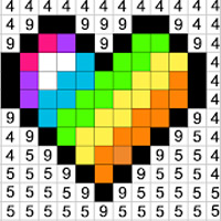 Colour by Number:Paint Games icon