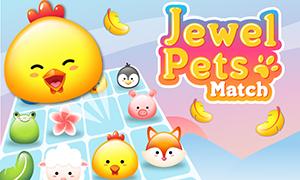 Jewel Pets Match