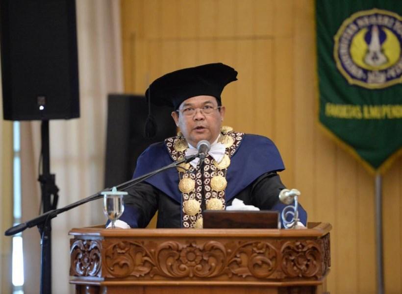 Rektor UNY Curhat Pengalaman Horor di Rumah Dinasnya