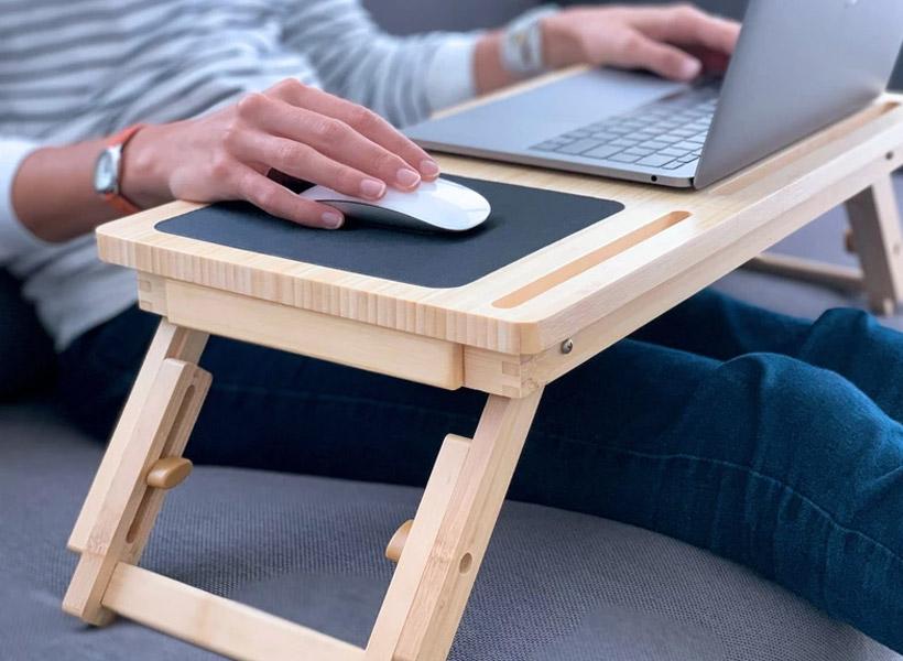 Panduan Mencari Meja Pangkuan Laptop yang Nyaman