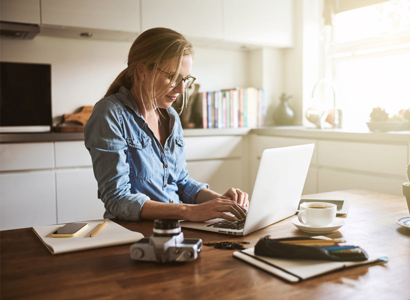 Cara Membuat Kerja di Rumah Semakin Produktif