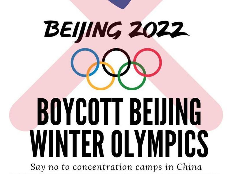 Organisasi di AS Ajak Boikot Olimpiade Musim Dingin 2022