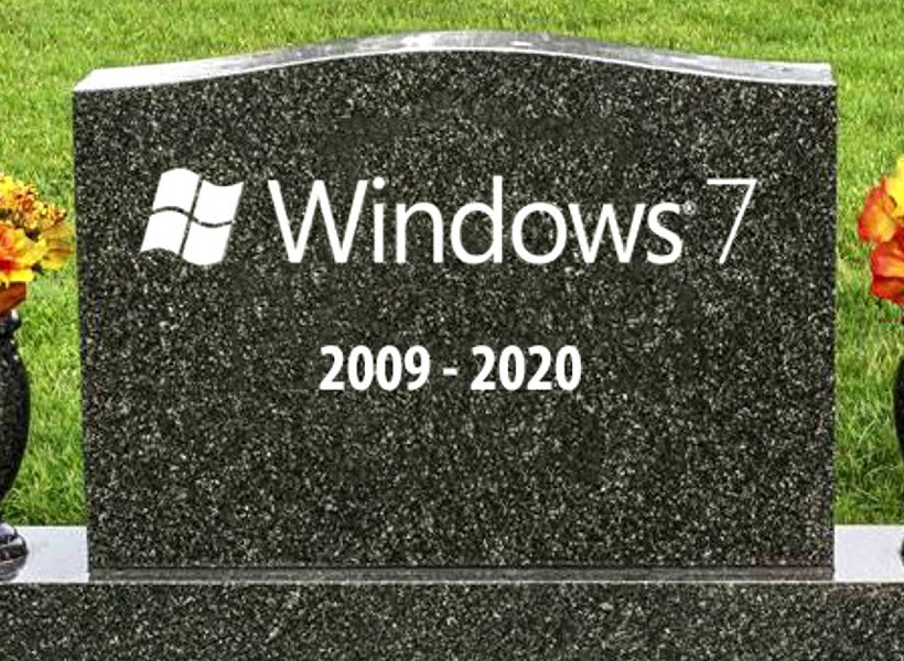 Selamat Tinggal Windows 7