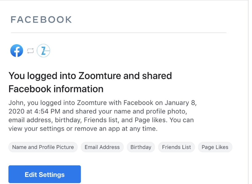 Facebook Gulirkan Fitur Login Notifications