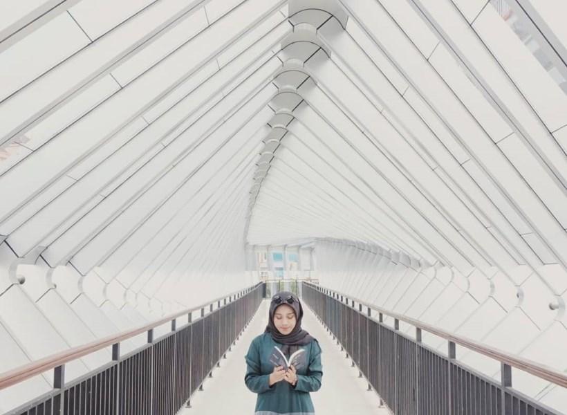 iStore - JPO Keren di Semarang, Spot Baru Buat Selfie