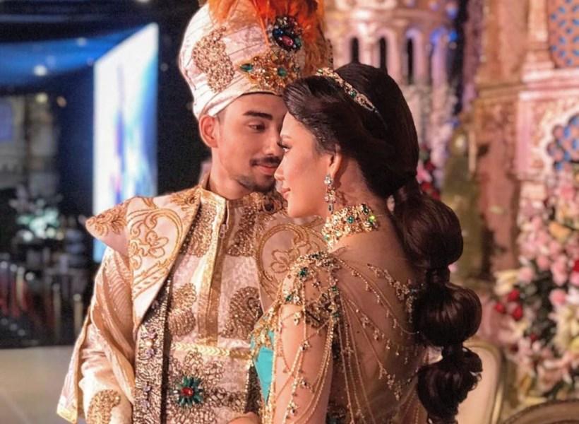 Viral Pernikahan Mewah Wanita di Jember
