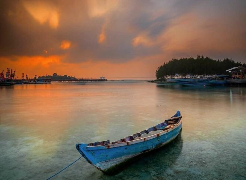 Keindahan Pulau Tidung