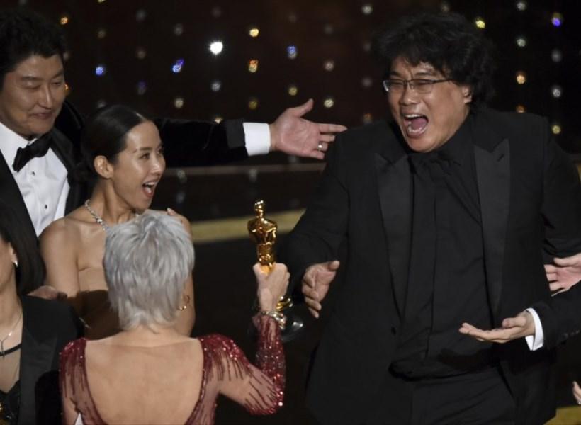 Parasite Jadi Film Terbaik Oscars 2020