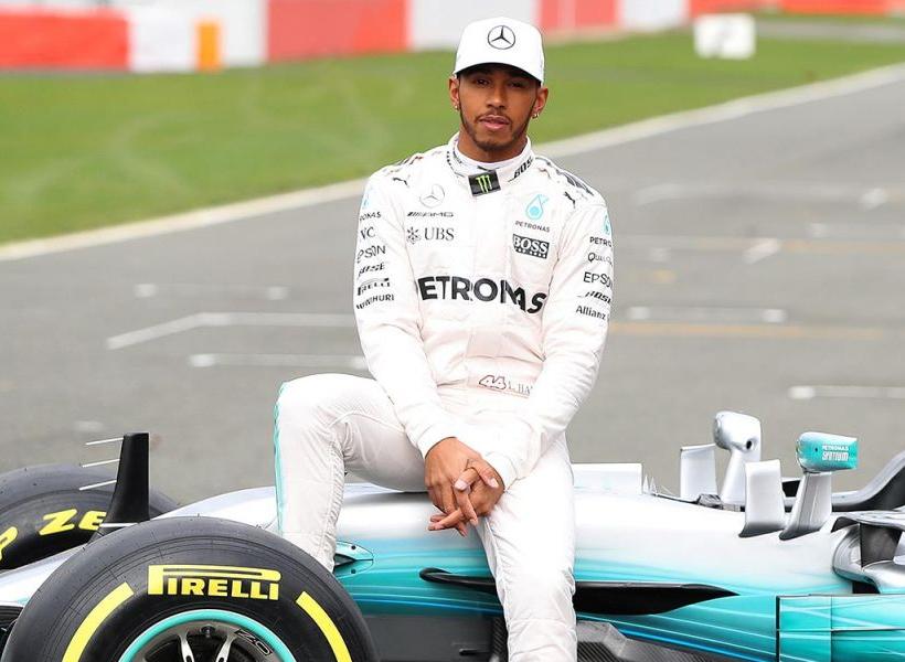 Lewis Hamilton Bentuk Tim Balap Sendiri