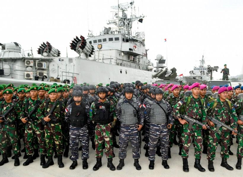 5 Fakta Keren TNI yang Berusia 75 Tahun